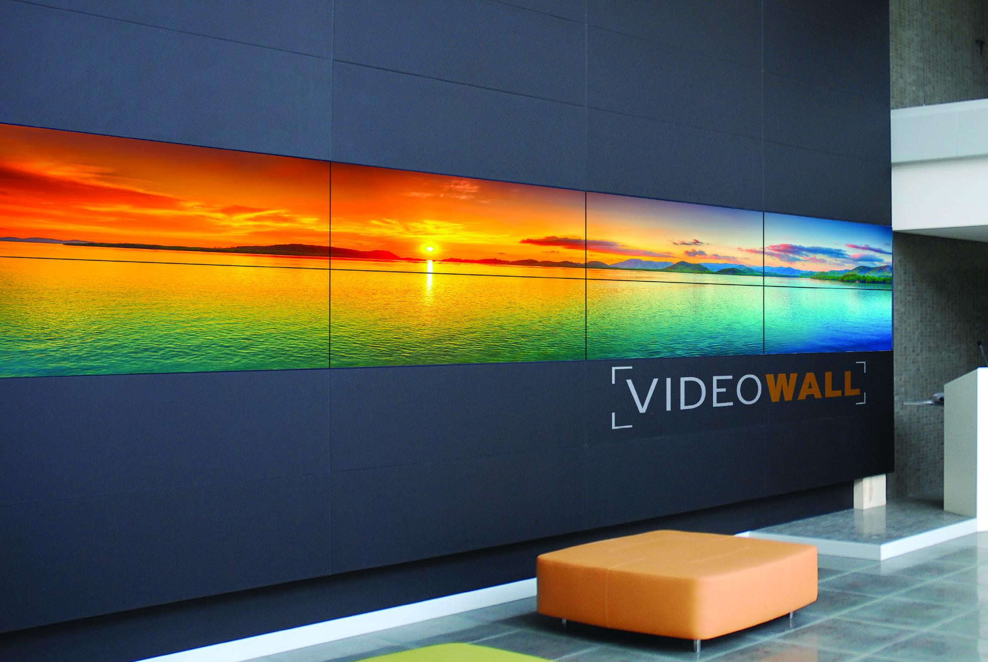 ویدئو وال – ویدیو وال ( Video Wall )